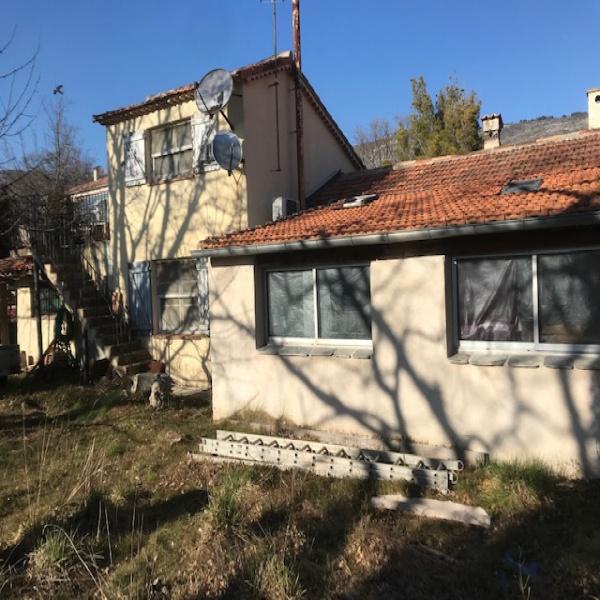 Offres de vente Maison Saint-Vallier-de-Thiey 06460